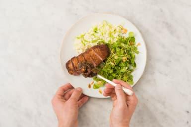 Toss Salad and Serve