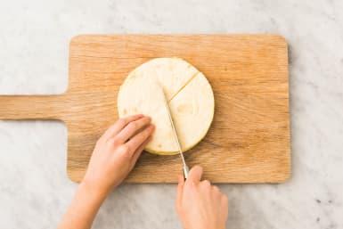 Cut Tortillas