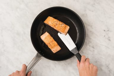 Cook the ocean trout