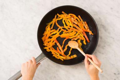 Cook Stir-Fry