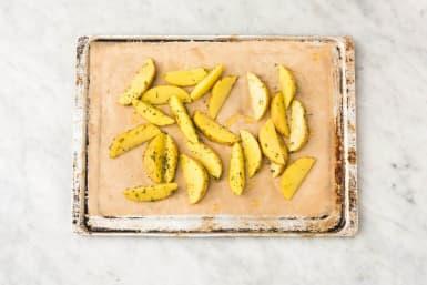 Bake Potatoes
