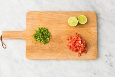Make Pico De Gallo