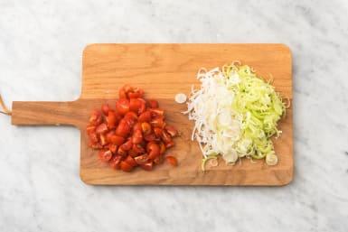 Couper légumes
