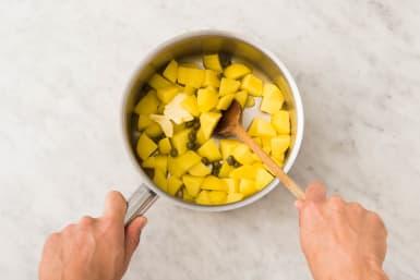 Aardappelen koken