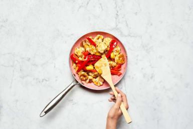 Finish Stir-Fry