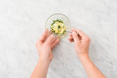 Make Herb Butter
