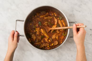COOK STEW