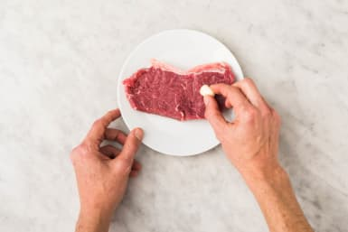Season Steak