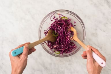 Marinate Slaw