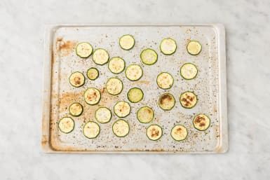 Broil Zucchini