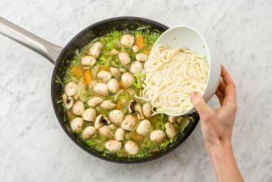 Préparer la soupe