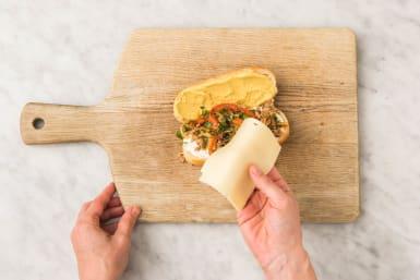 Make Sandwiches