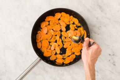 Karotten zubereiten
