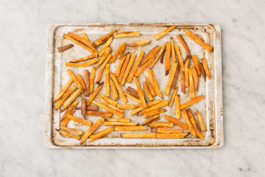 1 BAKE FRIES