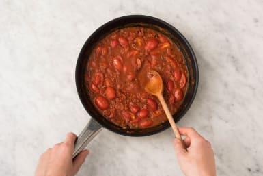 Préparer la sauce