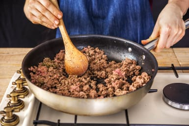 Fry the Mince