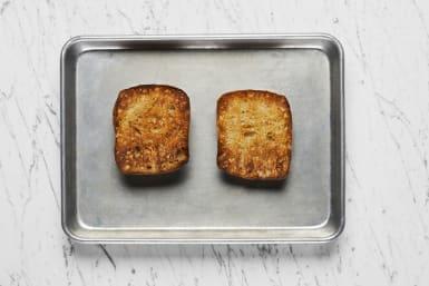 Toast Ciabatta