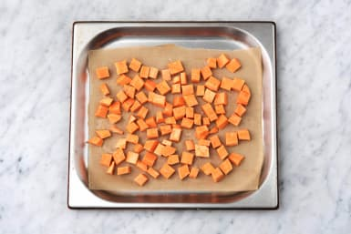 Roast Squash and Warm Stock