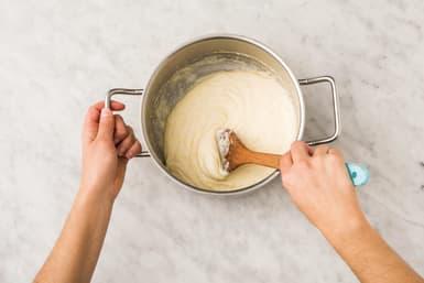 Make the sauce