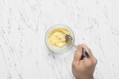 Roast Potatoes and Make Lemon Butter