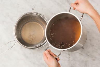 Cuire la soupe