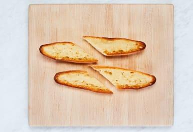 Make Garlic Toast