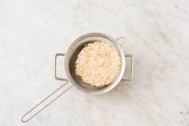 Cuire le riz