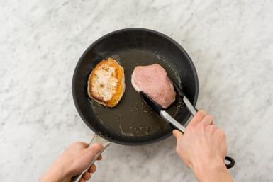 Cuire le filet de poulet