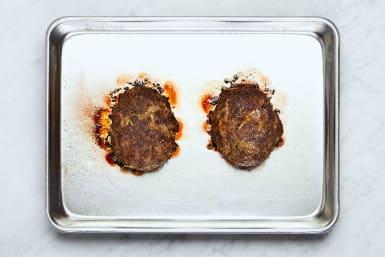 Bake Meatloaves
