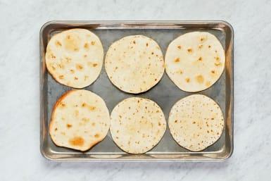 Crisp Tortillas
