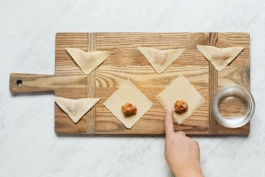 Form Dumplings