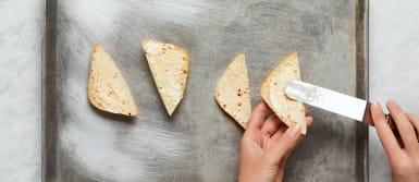 Prep Garlic Bread