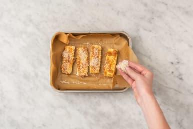 Bake the Tofu