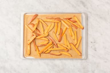 Cook the Fries