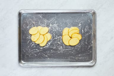 Make Potato Clusters
