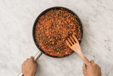 Make it saucy