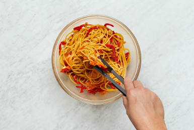Toss Noodles