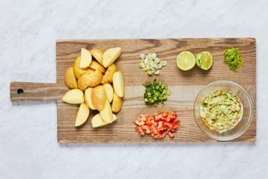 Prep and Make Avocado Spread