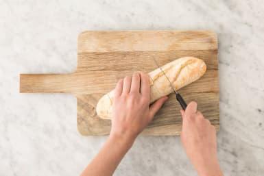 MAKE & BAKE BREAD