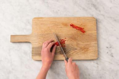 Finhacka chili