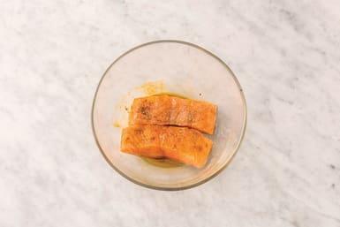 flavour salmon