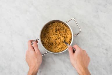 Laga couscous