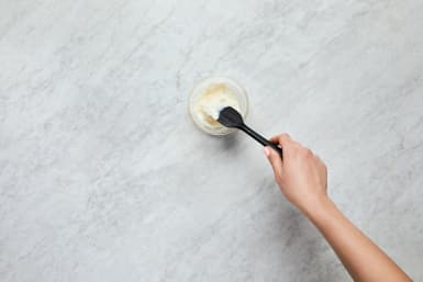 Make Garlic Aioli