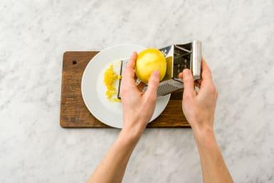 Riv citronzest