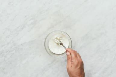 Make Lemon Dill Sauce