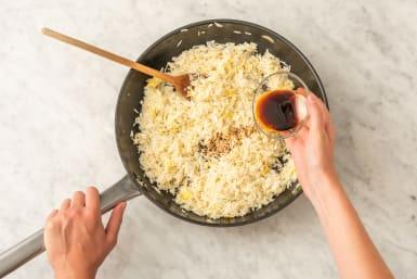 Stek ris och ägg