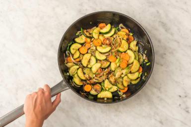 Fräs grönsaker