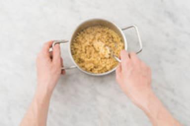 Parelcouscous koken