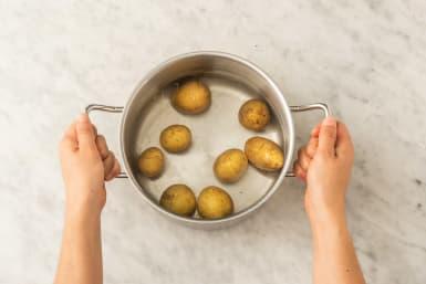 Koka potatis