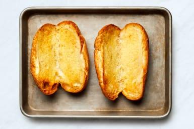 Toast Baguettes